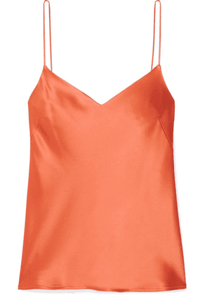 Galvan - Satin Camisole - Orange