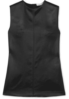 Givenchy - Stretch-satin Tank - Black