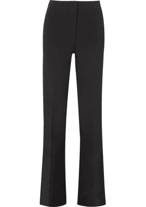 Emilio Pucci - Wool-blend Flared Pants - Black