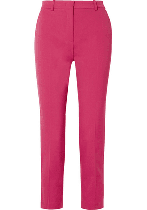 Emilio Pucci - Wool-twill Tapered Pants - Pink