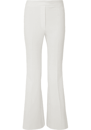 Ellery - Durand Crepe Flared Pants - White