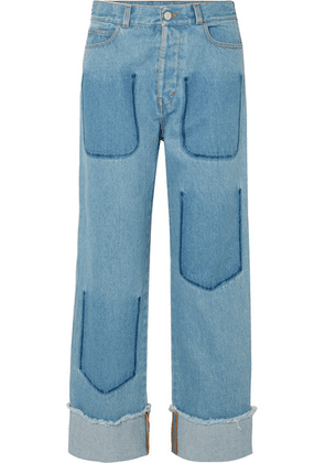 JW Anderson - Faded Jeans - Mid denim