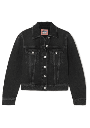 Acne Studios - Denim Jacket - Black