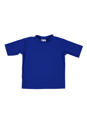 Royal Tricot Rash Guard, Size 2-4T