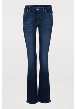 Kimmie straight-cut jeans