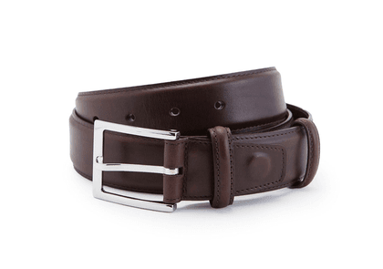 Brown Chromexcel Leather Belt