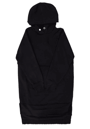 Diesel Hooded dress