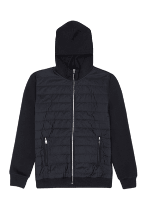 Reiss Hamish - Quilted Jacket in Navy, Mens, Size S
