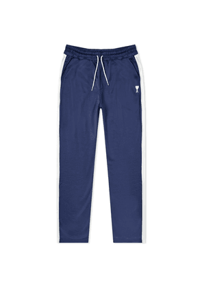 AMI Heart Logo Technical Taped Track Pant