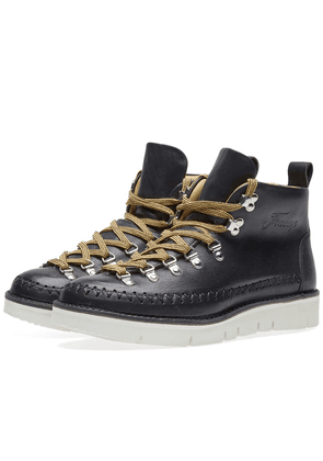 Fracap M125 Indian Boot Black