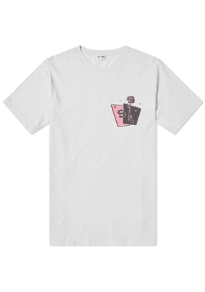 Saint Laurent Playing Cards Tee