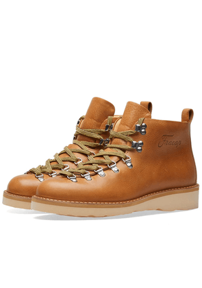 Fracap M120 Natural Vibram Sole Scarponcino Boot Tan