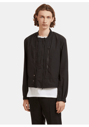 Aiezen AIEZEN Men's Bomber Jacket from SS15 in Black size S