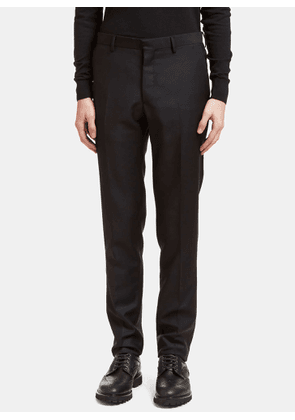 Aiezen AIEZEN Tailored Mohair Pants from SS15 in Black size S