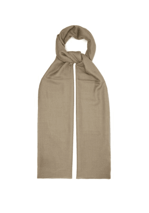 Denis Colomb - Cloud Nomad Cashmere Scarf - Womens - Beige
