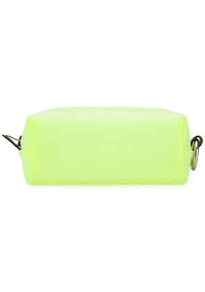 Acne Studios zippered pouch - Yellow