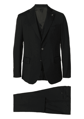 Gabriele Pasini tailored two-piece suit - Black
