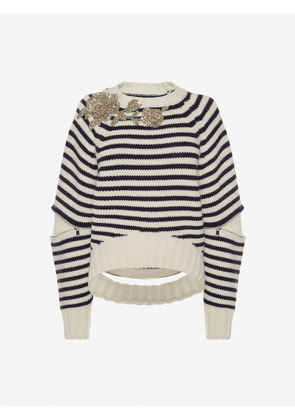ALEXANDER MCQUEEN Jumpers - Item 39913304