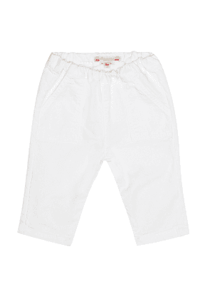 Baby stretch cotton jeans
