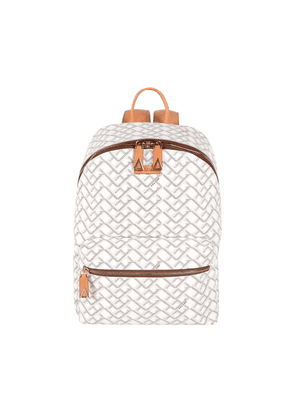 Valore White Calf Leather Angelo Backpack