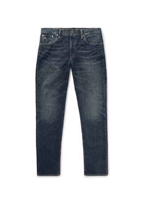 RRL - Slim-fit Denim Jeans - Blue