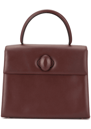 Cartier Vintage structured tote