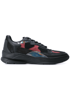 Filling Pieces Fade Cosmo Infinity sneakers - Black/Purple