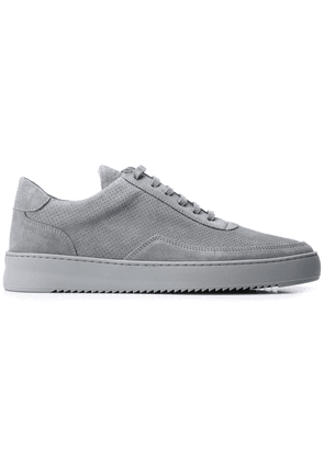 Filling Pieces classic low-top sneakers - Grey