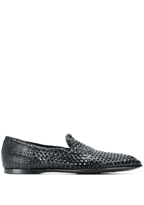 Dolce & Gabbana Florio slippers - Black