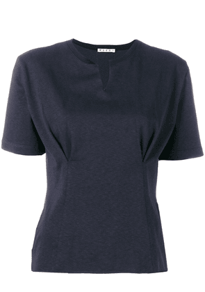 Marni v neck T-shirt - Blue