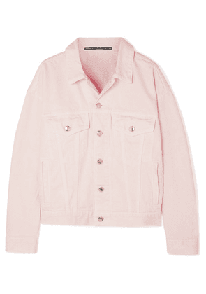 Alexander Wang - Game Denim Jacket - Pink