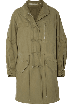 Alexander Wang - Cotton Jacket - Army green