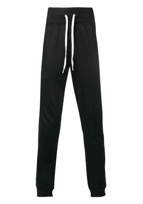 G-Star Raw Research contrast drawstring track pants - Black