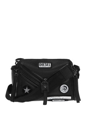 9c51bcbf3f09 Diesel  Le-Zipper  shoulder bag