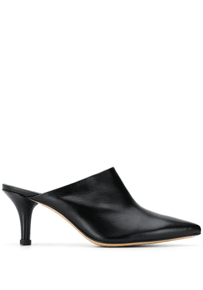 Agl pointed toe mules - Black