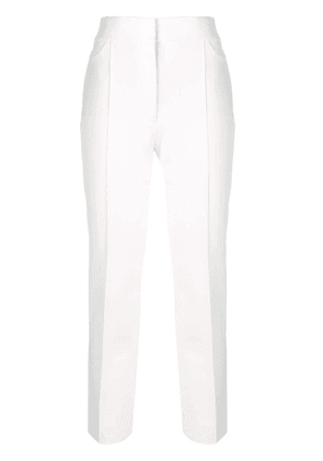 Dorothee Schumacher high-waisted tailored trousers - White