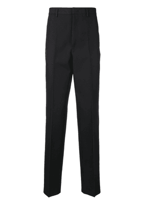 Jil Sander straight-fit tailored trousers - Black