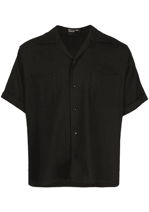 Enfants Riches Déprimés short sleeve shirt - Black