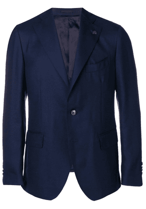 Gabriele Pasini single breasted blazer - Blue