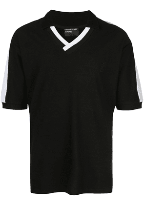 Enfants Riches Déprimés Rudimentary Proto Polo Shirt - Black