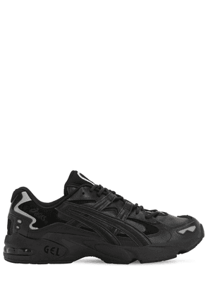 Kayano 5 Og Leather & Suede Sneakers