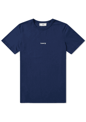 AMI F.ami. ly Embroidered Tee