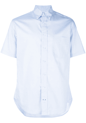 Gitman Vintage classic relaxed-fit shirt - Blue
