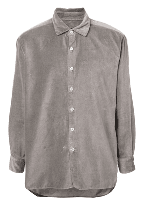 Casey Casey boxy fit shirt - Grey