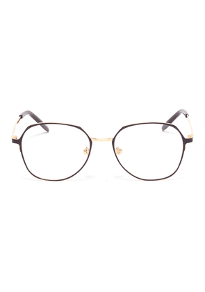 'Mila' metal round optical glasses