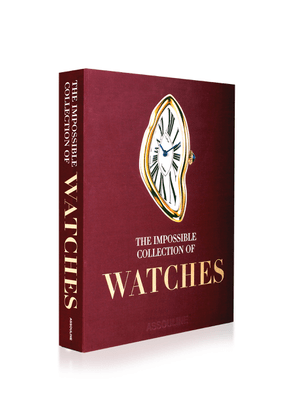 Assouline The Impossible Collection of Watches Hand-Bound Book