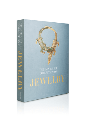 Assouline The Impossible Collection of Jewelry Hardcover Book
