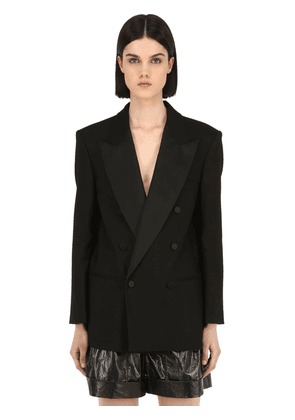 Meagan Oversized Double Breasted Blazer