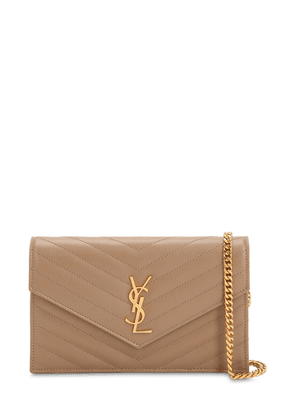 Small Monogram Quilted Leather Bag