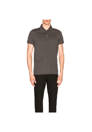 Saint Laurent Polo in Gray